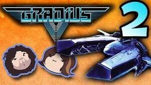 Gradius V Part 2 - Brain Power!