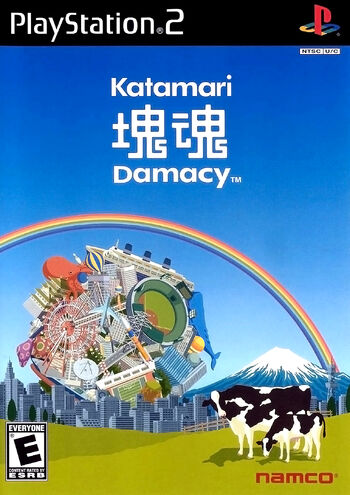 KatamariDamacyCover