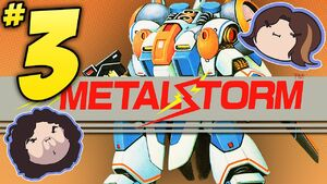 Metal Storm Part 3 - Over and Over