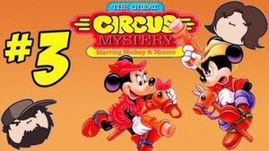 The Great Circus Mystery Starring Mickey & Minnie 3