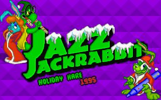 Jazz Jackrabbit Holiday Hare 1995