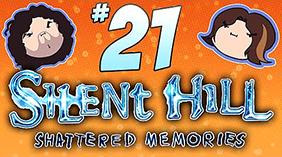 Silent Hill Shattered Memories 21