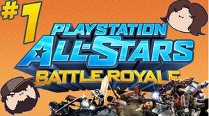 Playstation All Stars Battle Royale 1