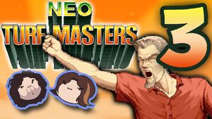 Neo Turf Masters Part 3 - The Water's Rough