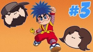 Legend of the Mystical Ninja 3