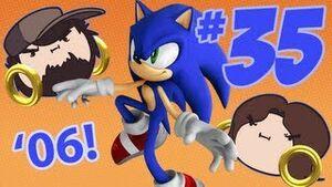 Sonic '06 35