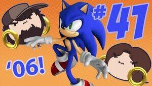 Sonic '06 41