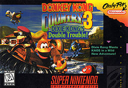 Dixie Kong's Double Trouble