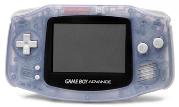GameBoyAdvanceConsole