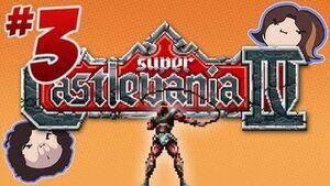 Super Castlevania IV 3