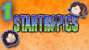 StarTropics Part 1 - Pressing Buttons