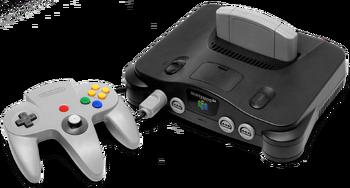 Nintendo64Console