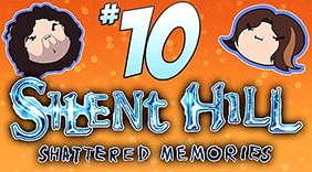 Silent Hill Shattered Memories 10