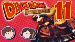 Dixie Kong's Double Trouble Part 11