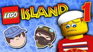 Lego Island Part 1 - Pure Chaos