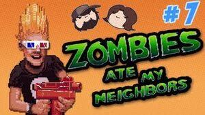 Zombies Ate My Neighbors 7