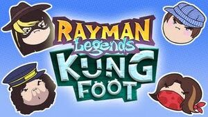 Rayman Legends Kung Foot