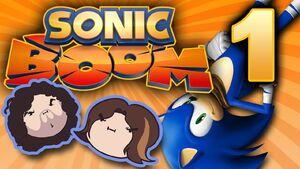 Sonic Boom Rise of Lyric Part 1 - My Neckerchief