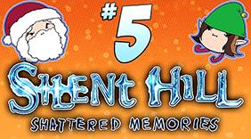 Silent Hill Shattered Memories 5