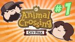 Animal Crossing Wii 1