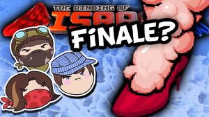 The Binding of Isaac Rebirth Part 5 - Finale