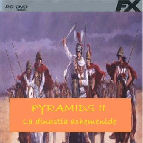 Italian cover of the game