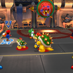 Super Magic Cup 2nd Round: Castle Of Koopa