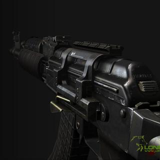 The AK-47 model