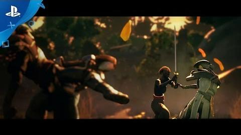 Absolver - PlayStation Experience 2016 Trailer PS4