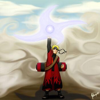 1 The Sage Futon Rasen Shuriken by nelsonaof-1-