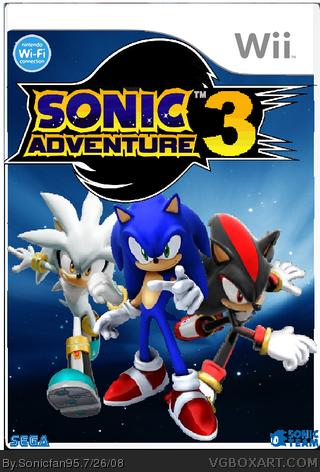 20719 sonic adventure 3