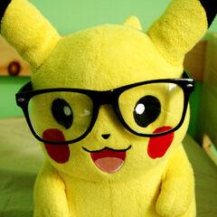 Hipster Pikachu: Main Ally