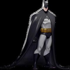 Batman  (Rival: Joker)