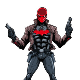 Red Hood/Jason Todd (Complete Story Mode on Hard difficulty)