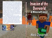 Invasion of the Overworld 9 front back with text