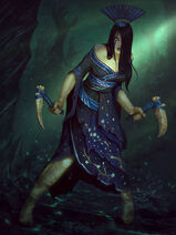 Izanami Dark Matron