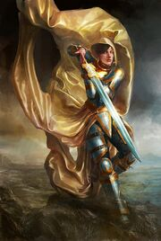 Elspeth, Knight-Errant (EvT)