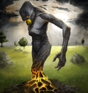 Earth Elemental (BloodRealm)
