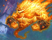 Fire Elemental (Hearthstone)