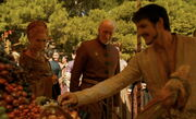 Cercei Tywin and Oberyn