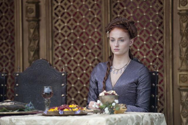 File:Sansa Purple Wedding costume.jpg