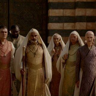 Представники перед воротами Кварту.