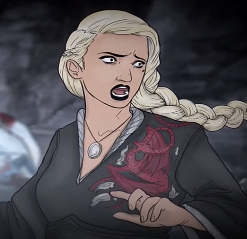 File:Rhaenyra on Dragonstone Beach.png