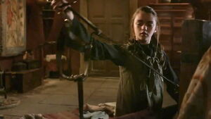 Arya and Needle