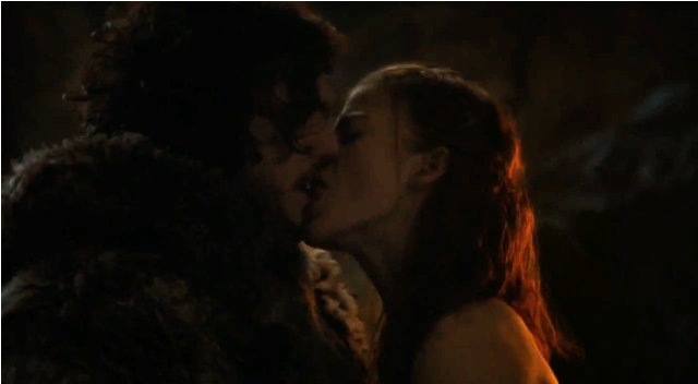 File:Kissed-by-fire-jon-and-ygritte.png