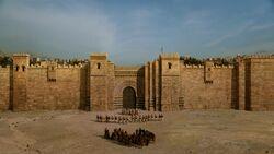 Qarth walls