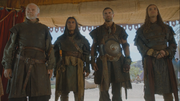 Barristan brings captains of the second sons