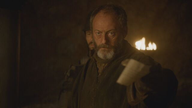 File:Davos shows Stannis the letter from the Night's Watch.jpg
