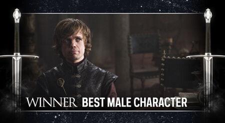 GOT AwardFrame Male