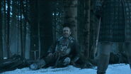 Stannis is confronted by Brienne